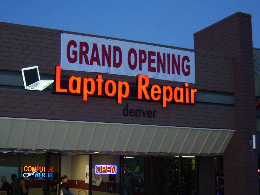 Laptop Repair Denver